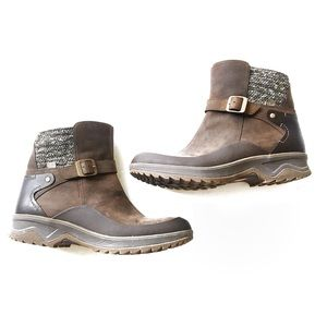Merrell Eventyr Strap Waterproof Leather Boots